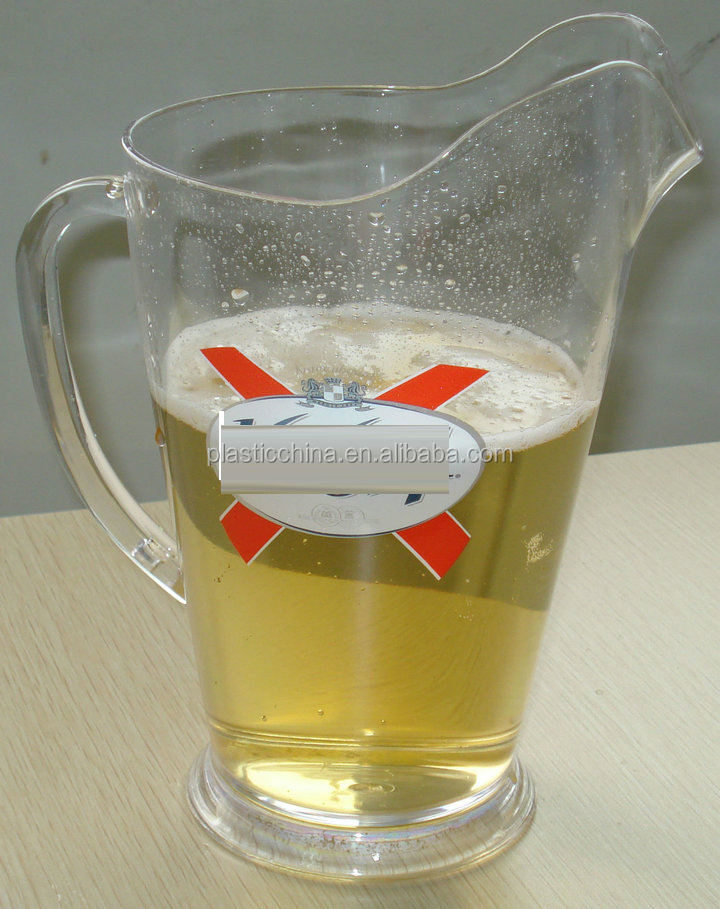 H503 1.5 litros logotipo personalizado acrílico <span class=keywords><strong>60</strong></span> oz beber <span class=keywords><strong>jarra</strong></span>