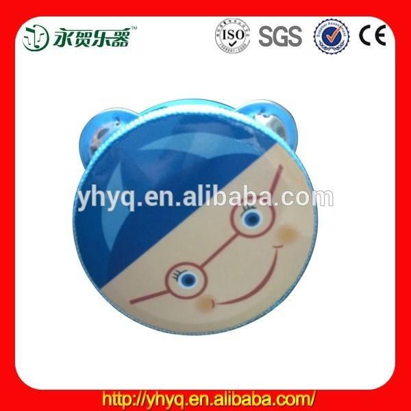 Instrumentos musicais pandeiro, instrumento musical pandeiro de bebê com fotos