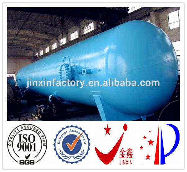 NaOH acid storage tank for chemical industry