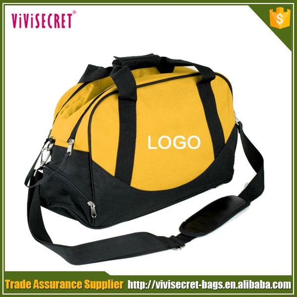 Alibaba express gros personnalisé sky caractère top qualité nylon voyage bagages sac