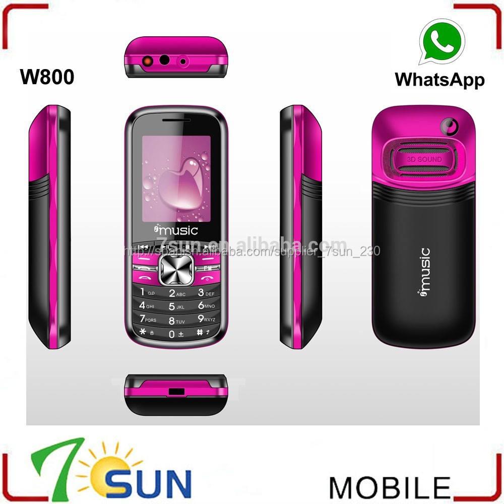 telefonos celulares w800 whatsapp nuevos telefono movil