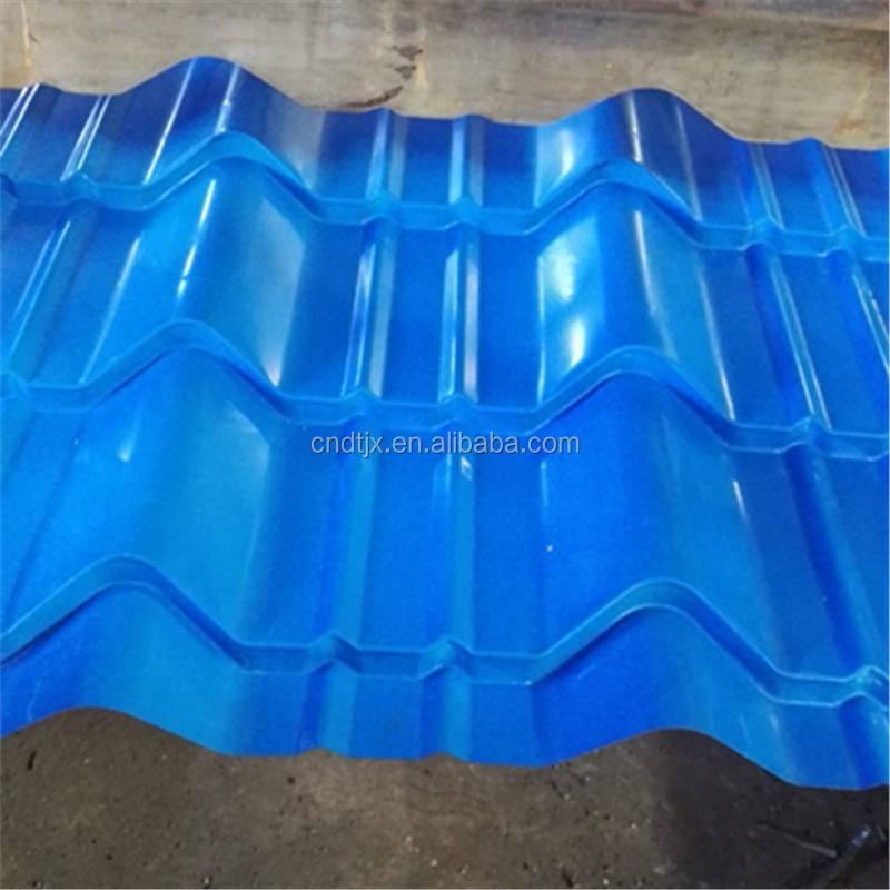Pavimentos de hormigón de acero cubierta roofing panel de maquina de perfilado en frio