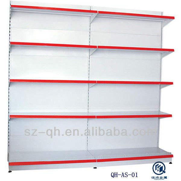 De alta calidad de pared de metal zapatero