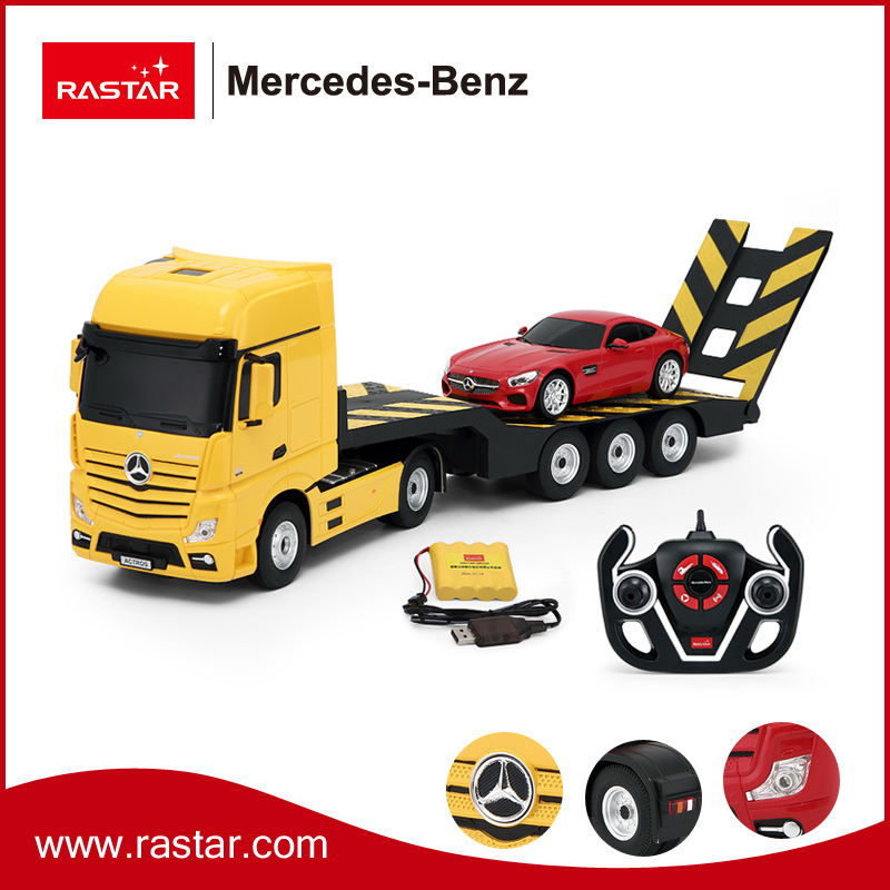 Rastar высоких технологий и последняя модель <span class=keywords><strong>Mercedes</strong></span>-Benz Actros