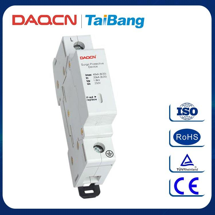 DAQCN China Großhandel 250A 350A 400A Fehlerstromschutzschalter Leistungsschalter