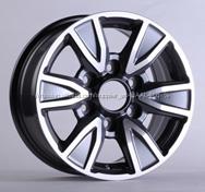 Реплики обода колеса для 15x7.0 5x139.7 литые диски 4x4 MS автомобиля, колесные диски