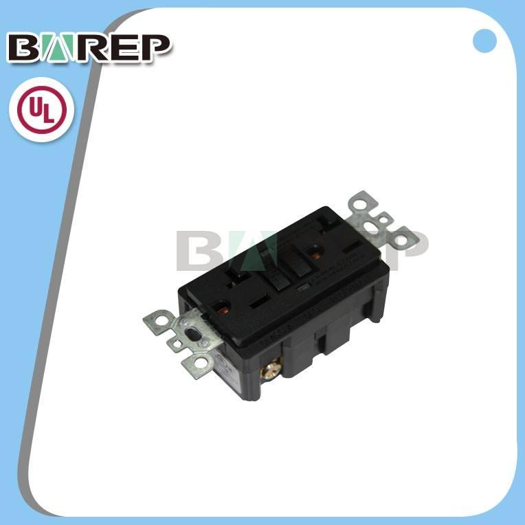 YGB-093NL-WR Netz wand 125 V 20A buchse einzigen behälter outlet