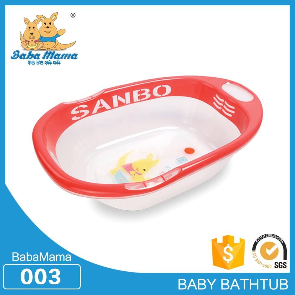2016 Новый Продукт Детские Пластиковые Ванна Высокого Качества Дешевые Ванной Детей прозрачный цвет ванна цена