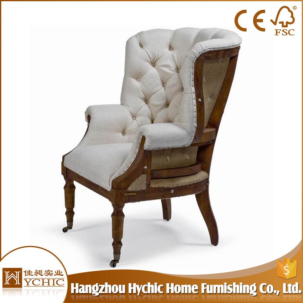 Nova Moda de alta de volta sofá mobiliário sofá conjunto sofá preguiçoso cadeira empilhável