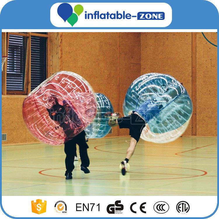 Haute louange clair <span class=keywords><strong>acrylique</strong></span> bubble ball, eau ballon <span class=keywords><strong>bulle</strong></span>, taille humaine <span class=keywords><strong>bulle</strong></span> de ballon de football