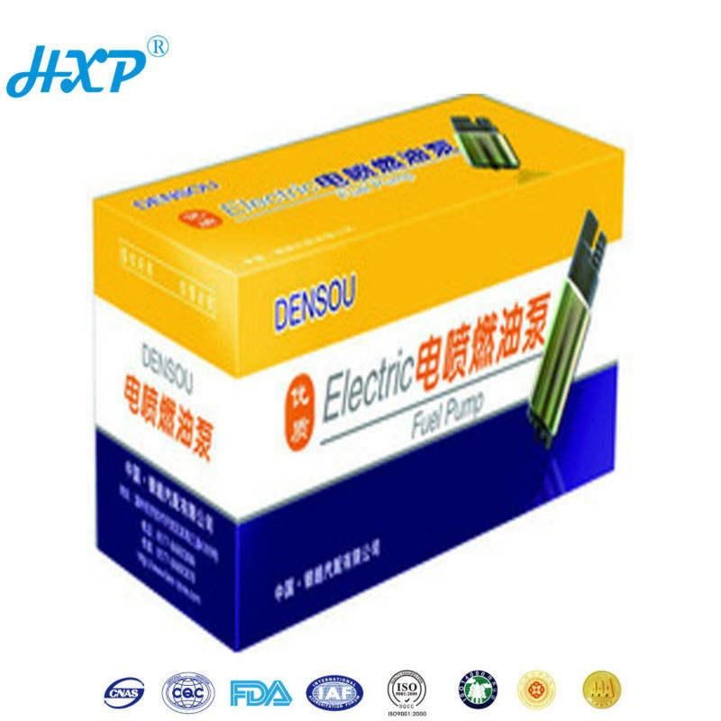 Печатные картонные пользовательские наркотиков упаковку оптом для фармацевтических