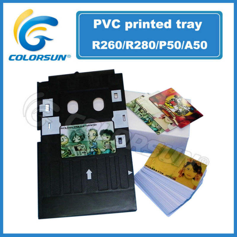 Bandeja Para Credenciales De Pvc Para Impresoras Epson