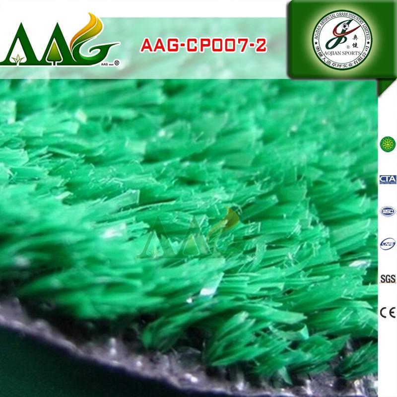 Fatto Ying Chin plastica Erba idrocarburi tappeto erboso Carpet resistente
