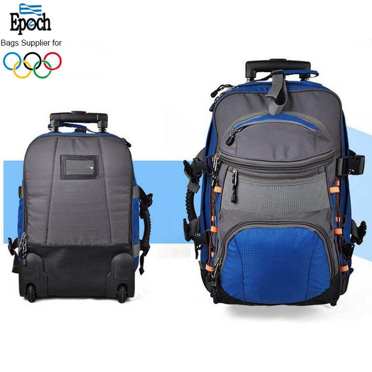 Пользовательские epoch Высочайшее качество функция Съемный Рюкзак <span class=keywords><strong>багаж</strong></span> с Удобный передний карман