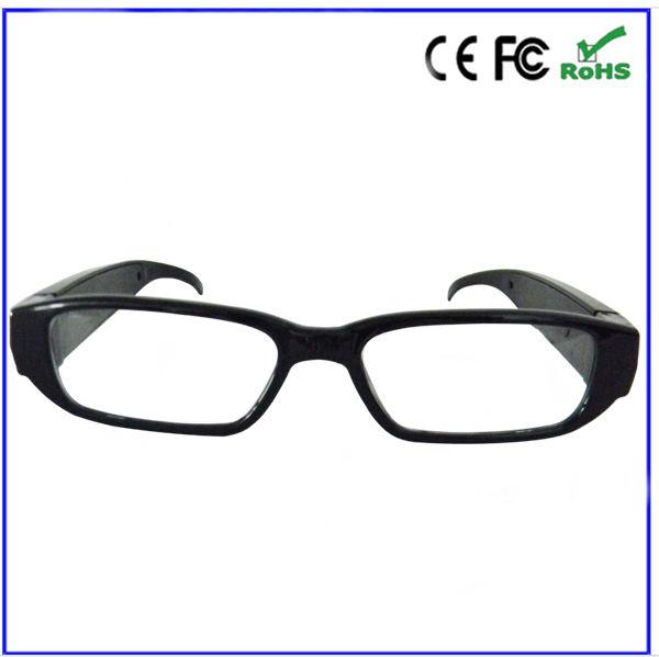 L'arrivée de nouveaux 2014 photoes lunettes caméra vidéo avec une carte mémoire yz-a1000 indicateur led