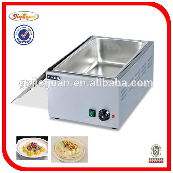 1 panela banho-maria elétrico bain marie eh-1a 0086-13632272289