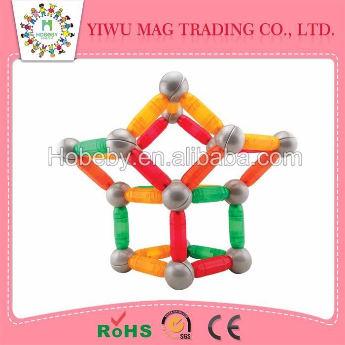 Comercio al por mayor de China de Importación palos magnéticos juguetes educativos y educativos juguete magnético