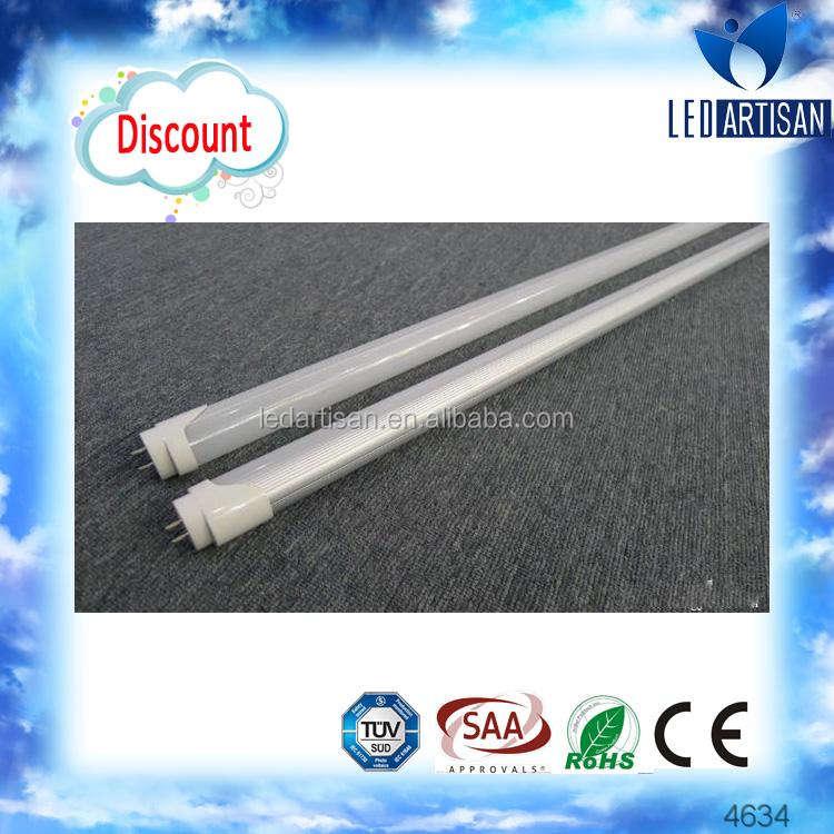 Buen Precio alta brillante liyinled zhongshan luz del tubo tube8