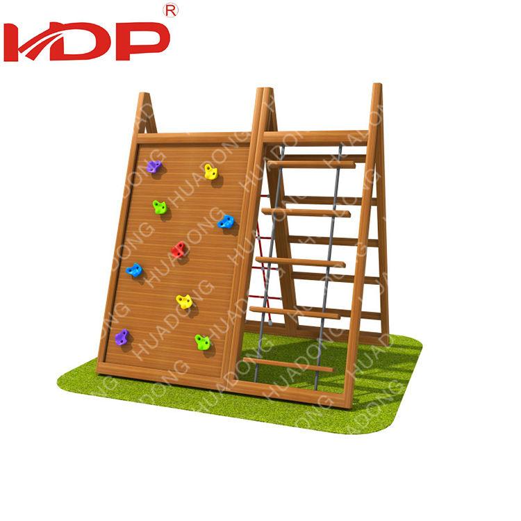 Interesante kindergarten madera <span class=keywords><strong>parque</strong></span> de juegos al aire <span class=keywords><strong>libre</strong></span>