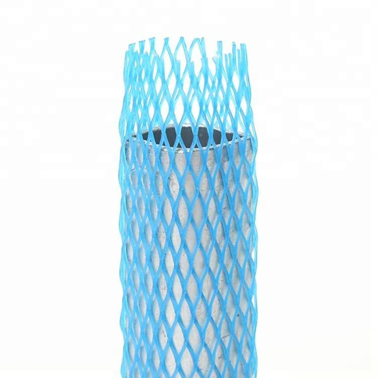 Eco Friendly Plástico Várias Cores Luva Tubular Net