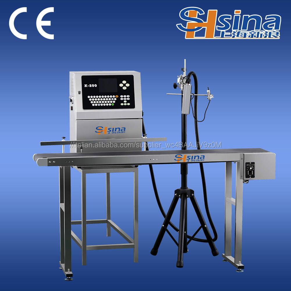 Caldo-vendita di Alta <span class=keywords><strong>risoluzione</strong></span> stampante a getto d'inchiostro, stampante data, macchina da stampa