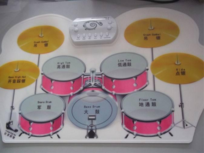 Tambor de cabo do tambor USB Kit Roll Up tambor