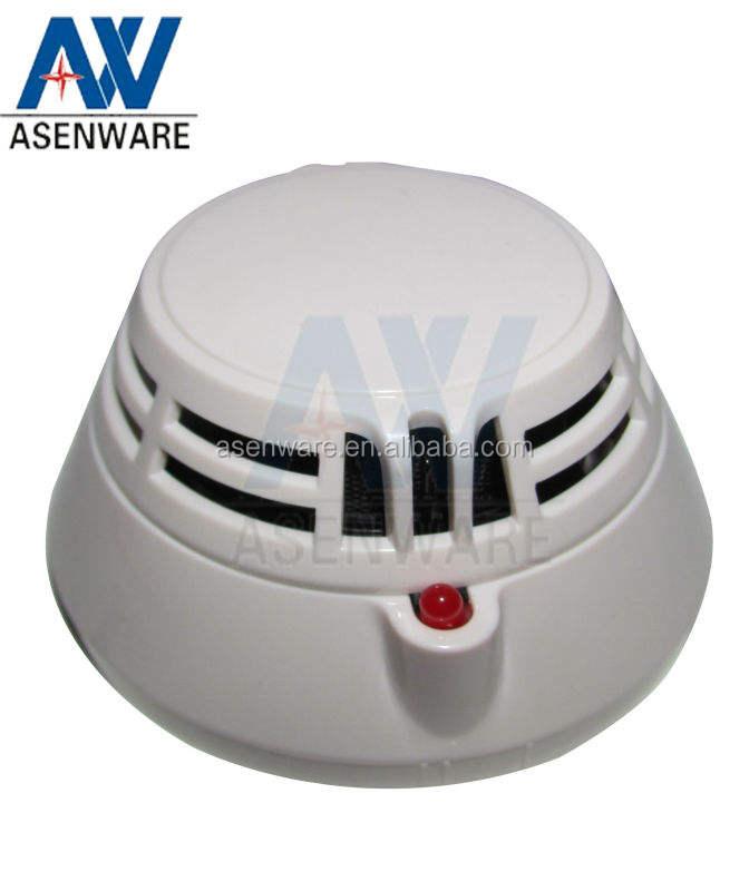 Asenware Мульти Датчик пожарной сигнализации,пожарная сигнализация дыма и тепла комбинированный многофункциональный детектор