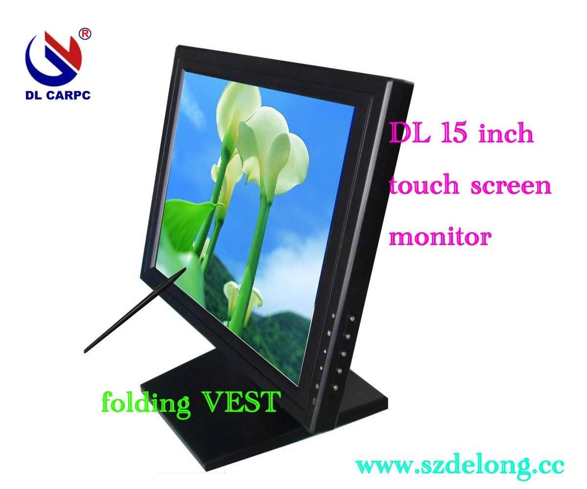 15''tft monitor <span class=keywords><strong>lcd</strong></span>, monitor touchscreen, pos, <span class=keywords><strong>vga</strong></span> monitor