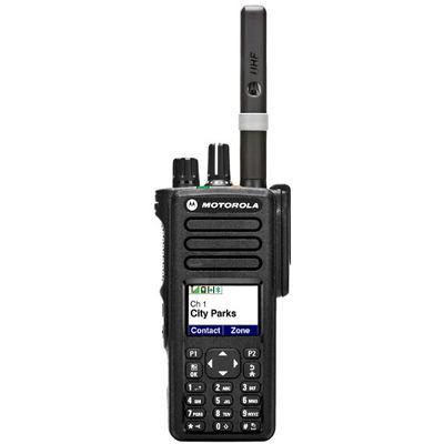 mototrbo Émetteur-récepteur radio portatif DP4800 Système de radiocommunication