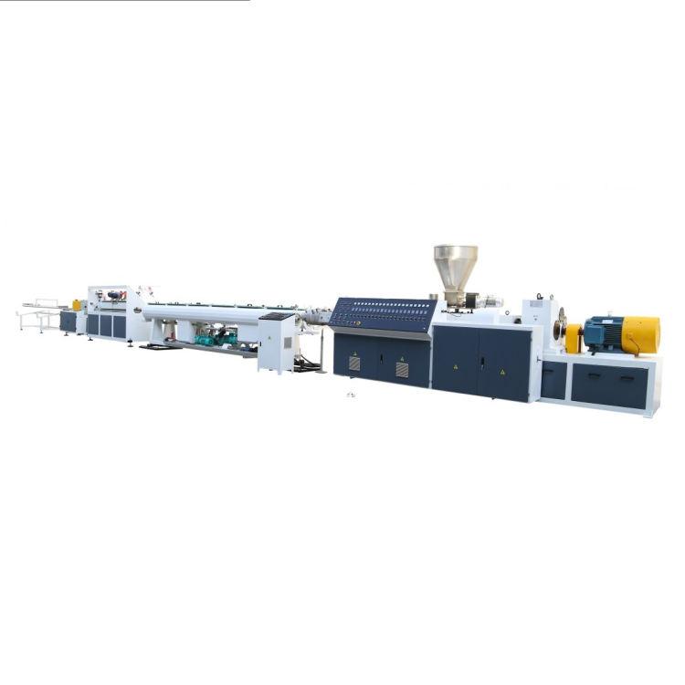 Экструзионная линия для труб UVC cpvc оборудование для экструзии/