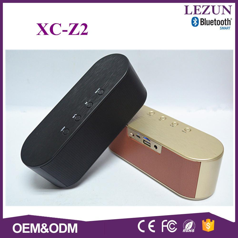 2016 chegada Nova proporção áurea karaoke speaker XC-Z2