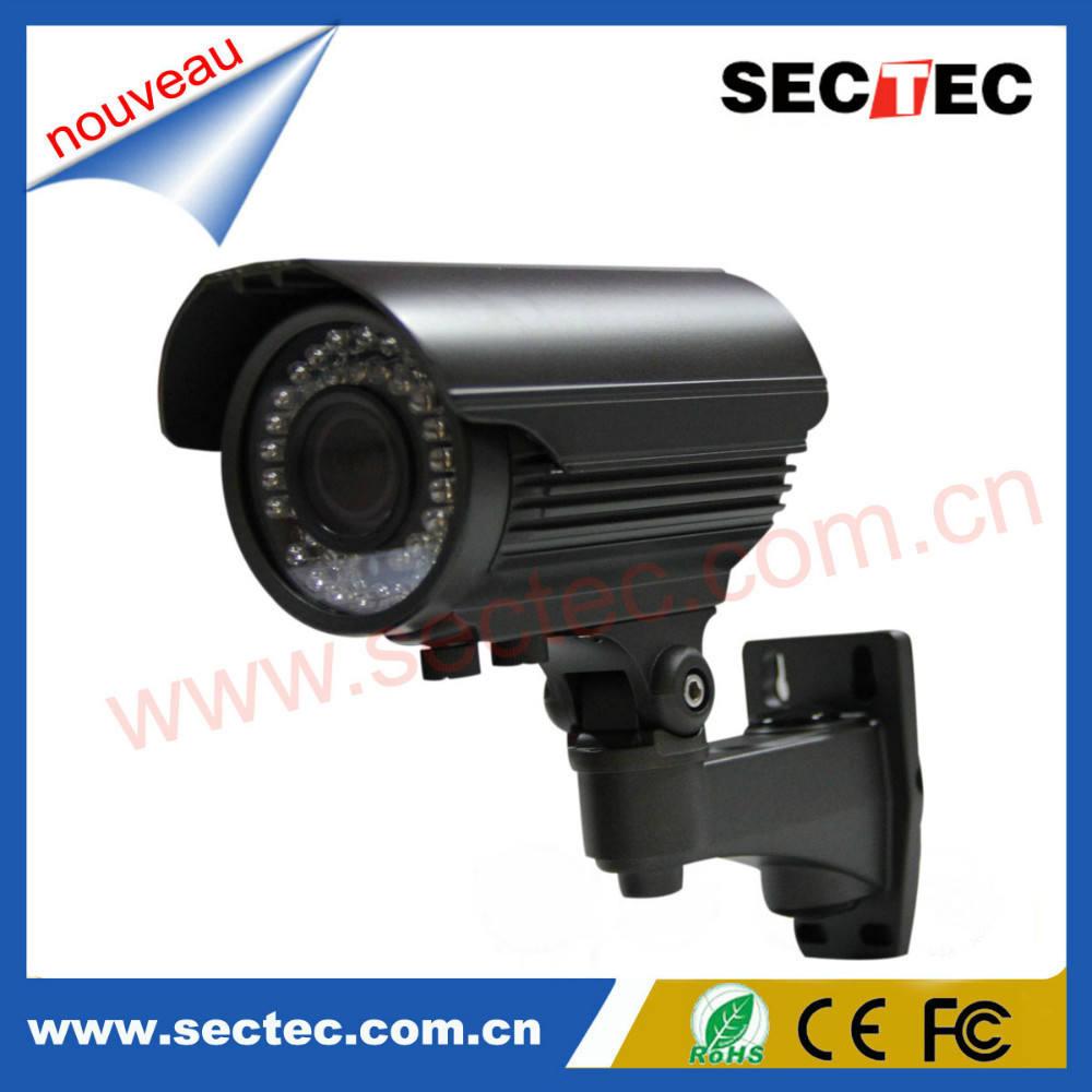 1200tvl <span class=keywords><strong>CCTV</strong></span> caméra infrarouge étanche avec IR CUT