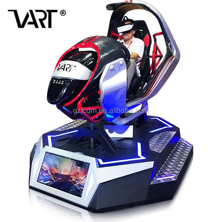 2018 جديد العاب آلة 3d سباق السيارات ألعاب مجانية تحميل آلة القيادة simultor للملاهي 9D vr الطيران سيارة