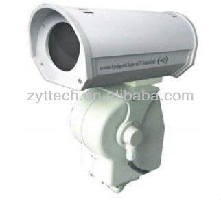 Infrared Thermal Imaging Fotocamera Con La Piattaforma Per Uso Esterno