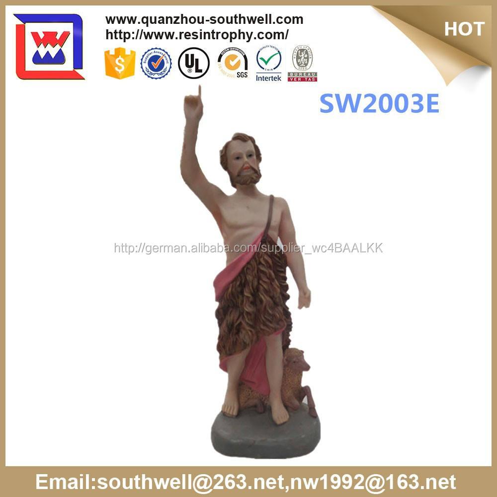 Benutzerdefinierte jesus figur spielzeug Groß-und harz heiligen jesus-figuren und Jesus statuen zum verkauf