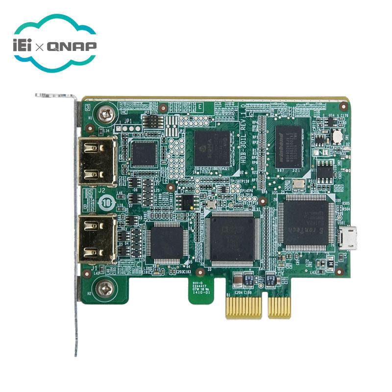 IEI HDMI HDC-301EL-R10 PCI Express ビデオ/オーディオキャプチャカード