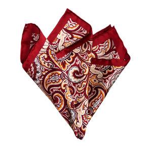 "100/% Pure Silk 16.5 mm satin silk Square handkerchief Men/'s Pocket Hanky 13/""x13/"""