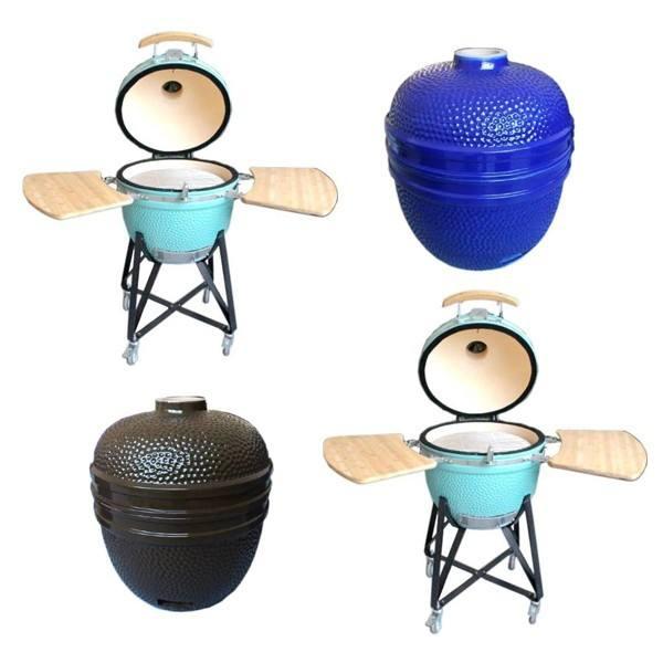 per esterni in ceramica kamado fumatore barbecue cucina <span class=keywords><strong>isola</strong></span>