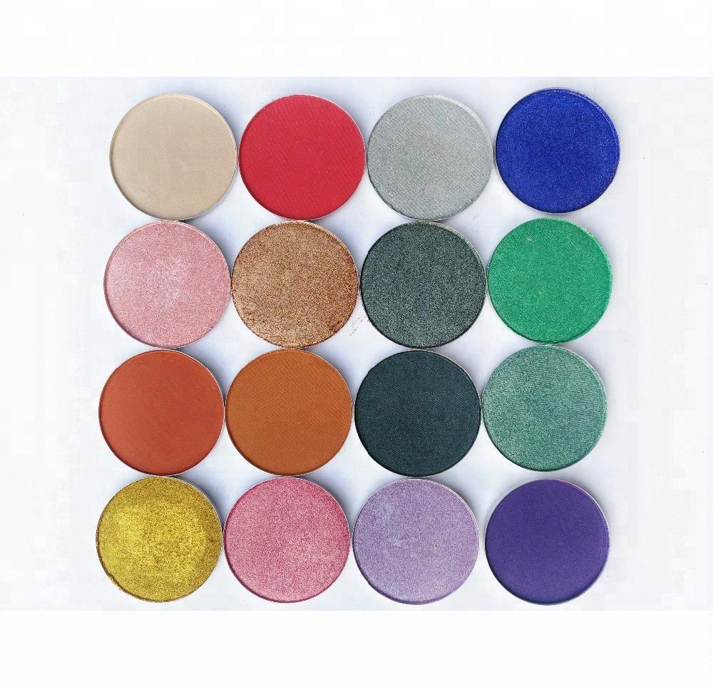 Cosméticos Etiqueta Privada mate desnudo maquillaje cosméticos <span class=keywords><strong>sombra</strong></span> de ojos 16 Color eyeshadow palette