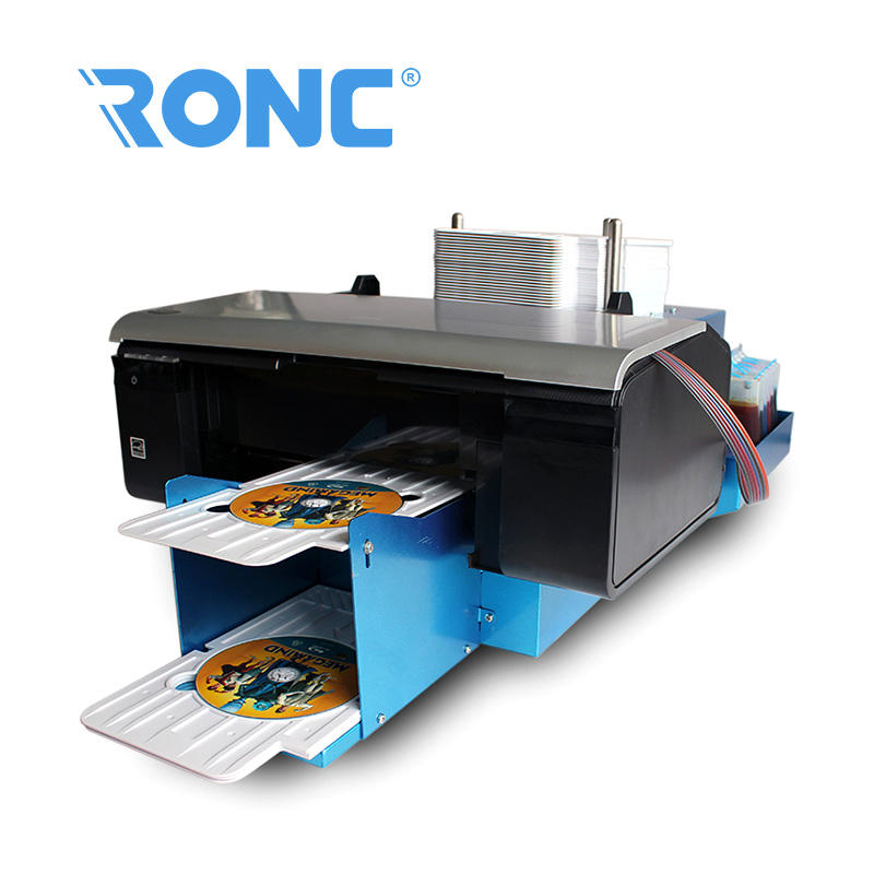 Automatische inkjet cd/dvd drucker für druck Disc mit frische Bild