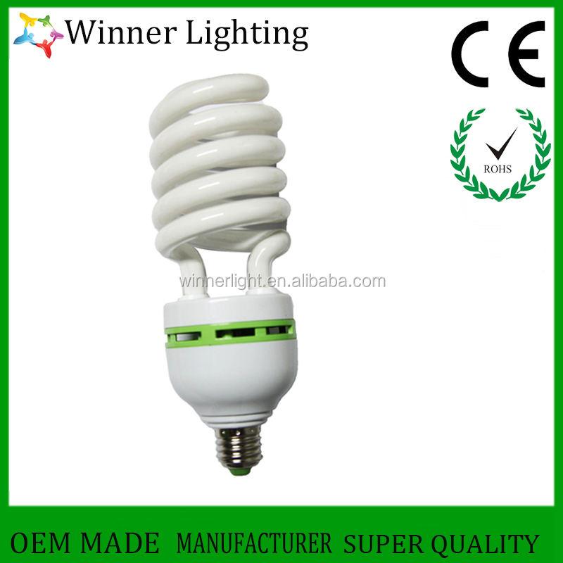 30 Wát 110 V Tiết Kiệm Năng Lượng Đèn Công Suất Thực 10 wát 12 mét CFL Bóng Đèn Chiếu Sáng Panama Saver Loại Đèn Năng Lượng