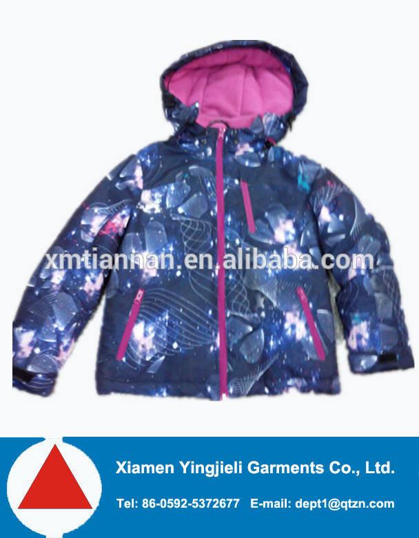 thick мягкая малыш пальто дети сноуборда пидёак бренда