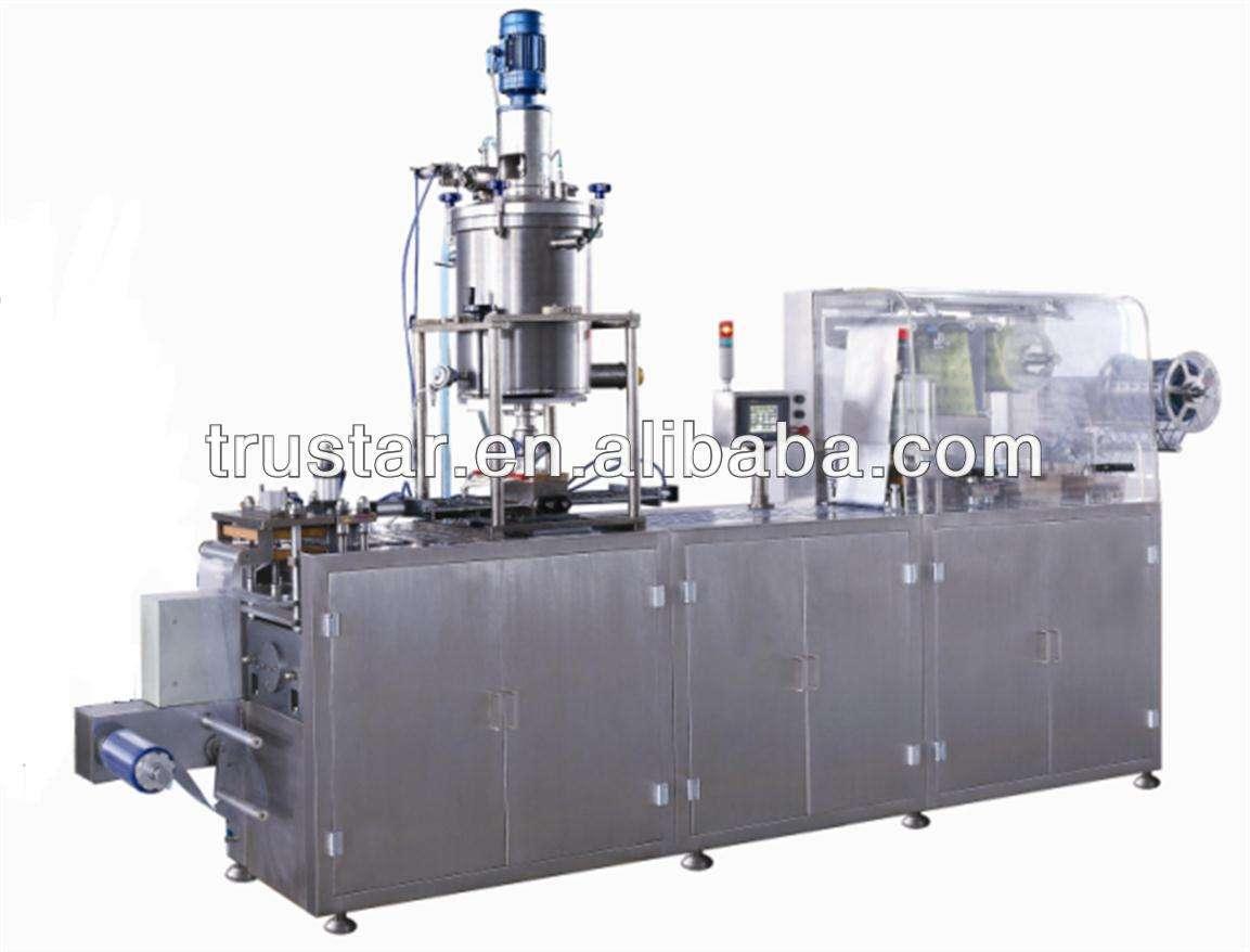 Dpp-250y liquide machine <span class=keywords><strong>d</strong></span>'emballage <span class=keywords><strong>blister</strong></span>