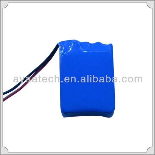 803445 3.7 V 2.5Ah Li-Polymer battery pack với (AYAA-1S2P-257)