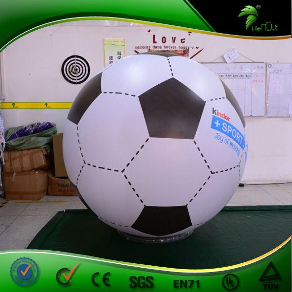 Кубок мира надувные продвижение футбол шар надувной флаги стран футбол дисплей двойной слой мяч