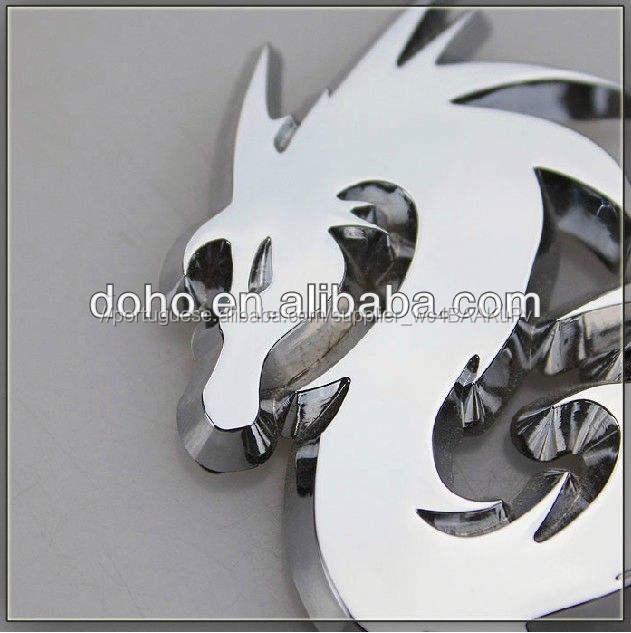 Qualidade superior dropship Attractive emblema do emblema do carro mazda (ss-3509)