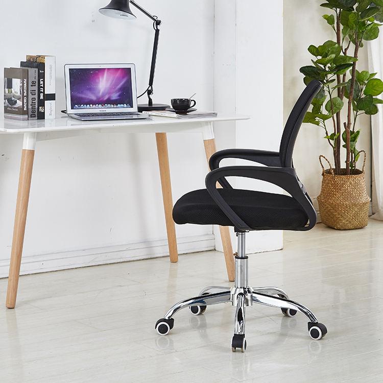El aspecto de moda ejecutivo ergonómico de malla ligero asiento giratorio alta tela sillón silla de oficina