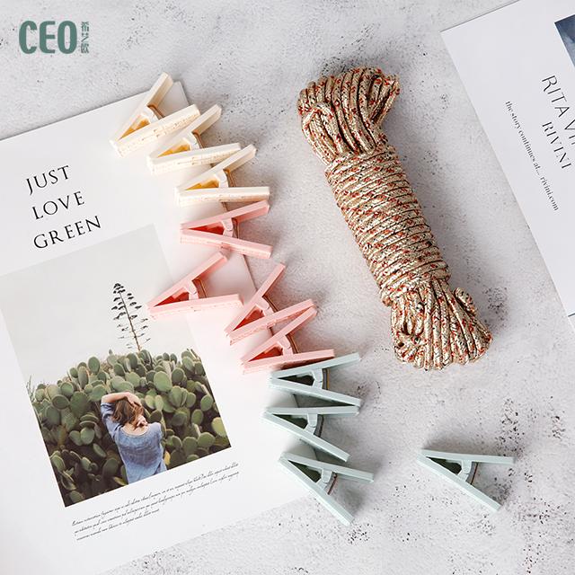 Гуанчжоу бытовой поставщик различных цветов Прачечная Зажимы Для Одежды Колышки пластик