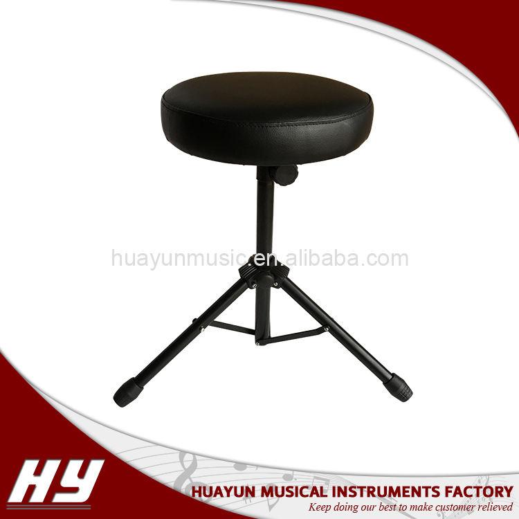 Музыкальный инструмент круглый маленький складной стул