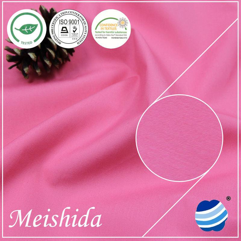 MEISHIDA% 100 çift taraflı pamuklu kumaş 32 * 32/130 * 70 satılıklar